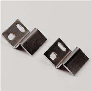 Custom made sheet metal stamping parts flat spring steel clips