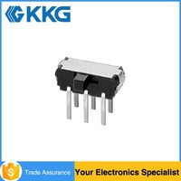 6 pin micro dip slide switch
