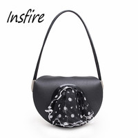 Hot sale !!! scarf silicone rubber long shoulder bag for girls handbag for young