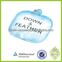 high quality cheap wholesale custom down jacket hang tag