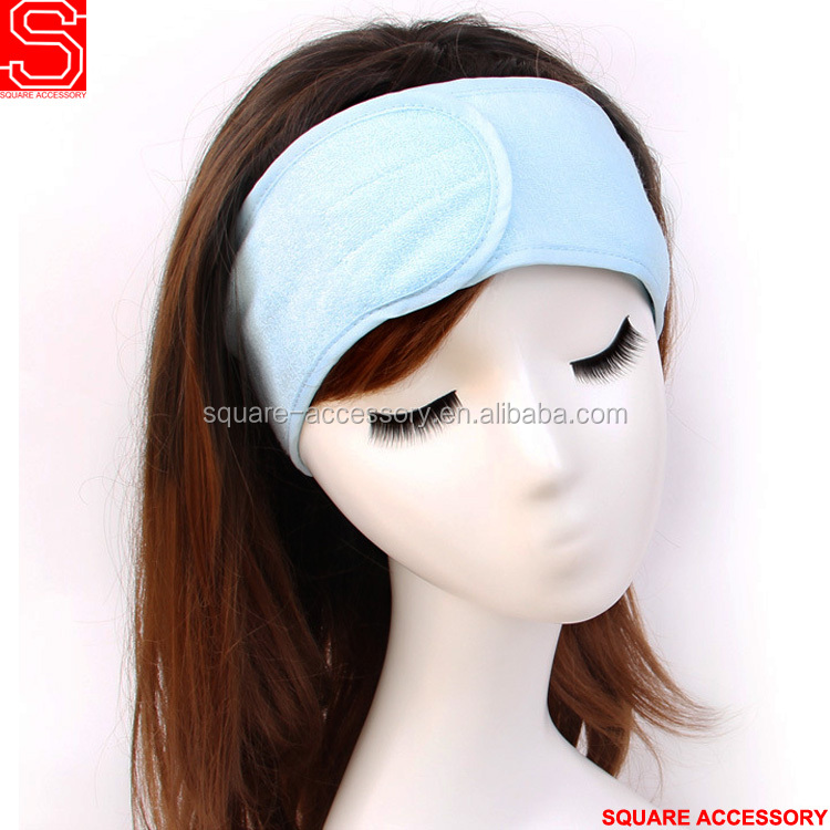 Hot Sale Yoga Spandex Headband Sport Sweatband Spa Yoga Headband