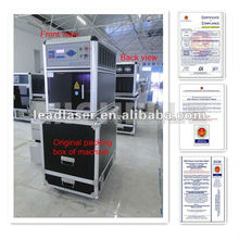 second hand lowest price 3d laser engraving machine(professional manufacturer)