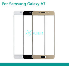 Replacement For Samsung Galaxy A7 A7100 A710F Front Outer Screen Glass Lens Panel