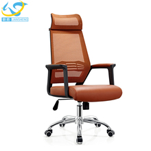 foshan swivel chair office furniture wholesale price high back chair office boss revolving chair