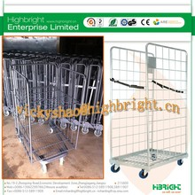 two shelves Roll Cages / Trolley/ Roll Container