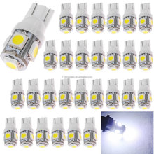 T10 194 168 5050 5SMD White / Blue / Red 5 Led Auto Led lights t10 led,t10 led bulb,t10 led light