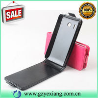 Yexiang for huawei ascend y320 leather case for huawei ascend y320 flip leather case