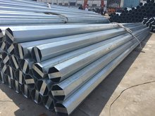 galvanized steel pole manufacturer