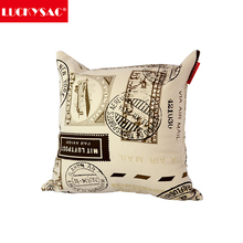 Custom Print Cushion Cover Wholesale Sublimation Pillow Case