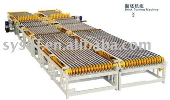 brick machine (brick turning machine)