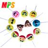 Lovely Emoticon Lollipop Hard Candy