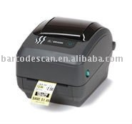 Zebra GK420t Desktop Barcode direct thermal barcode printer