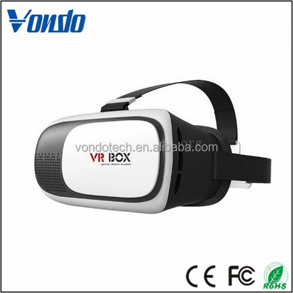 2017 hot selling the fashion product 3d glasses VR.BOX 2.0