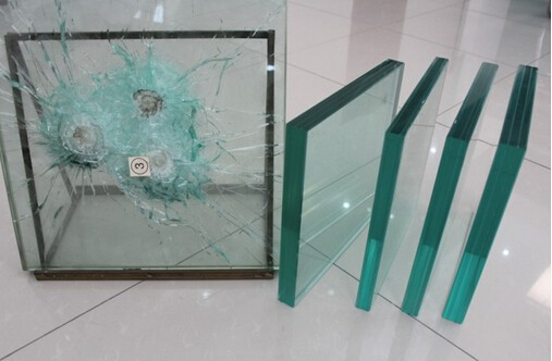 Top seller safety bulletproof glass for cars