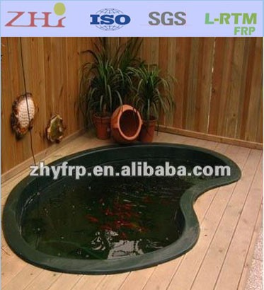 Fiberglass Preformed Koi Gold Fish Pond Buy Fish Pond Koi Pond Goldfish Pond Product On