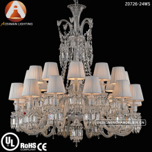 European Crystal Chandelier Made in China