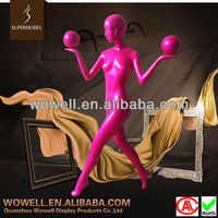 2014 new design decorative mannequins for the home