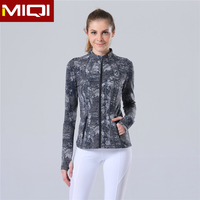 New Arrivals Design And Color Sports Outdoor Women Custom Sports Jacket