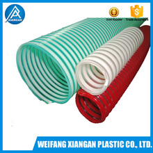 Heavy duty pvc suction hose pipe with high presure