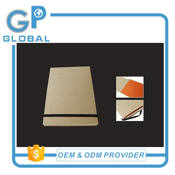 Custom made promotional paper notebook for office supply