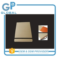 Custom Made Promotional Paper Notebook For