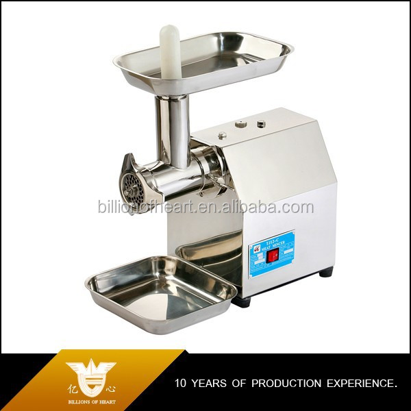 stainless steel no rust the best quality electric meat grinders meat mixer mincer