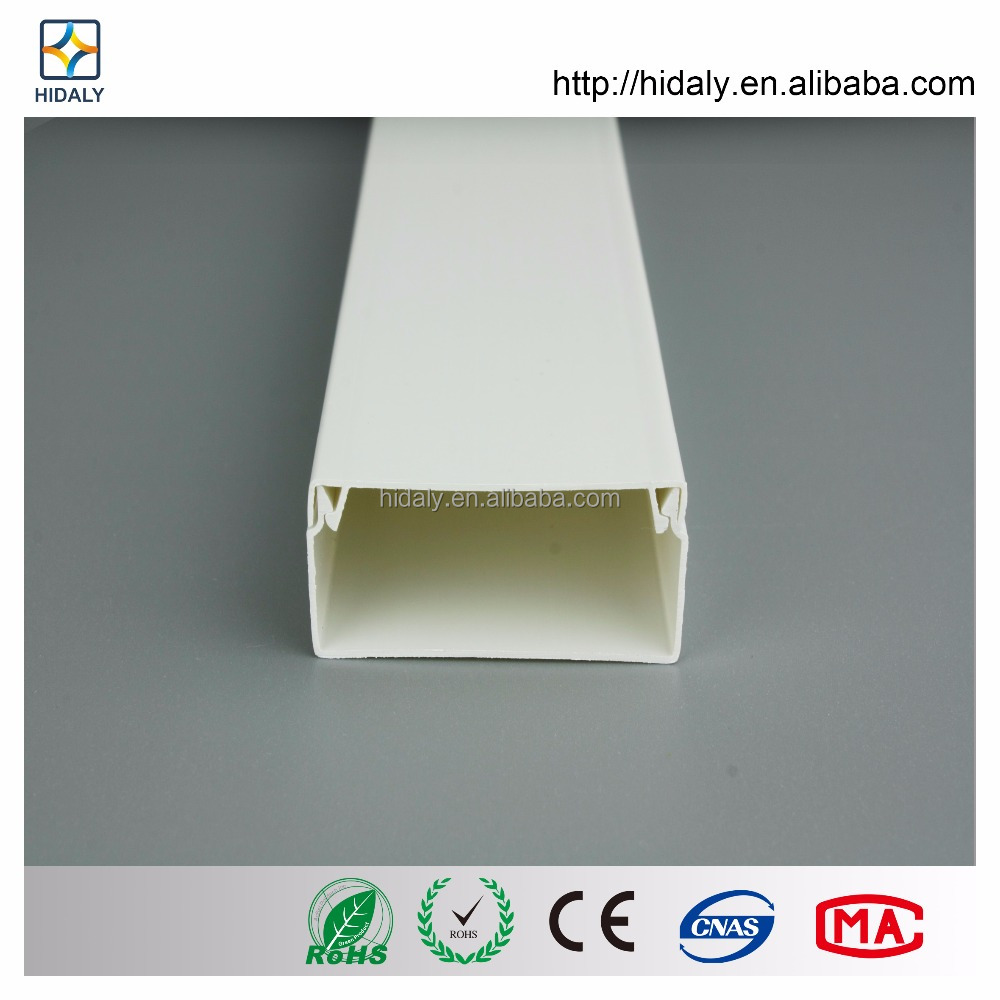 Square Plastic Electrical conduit