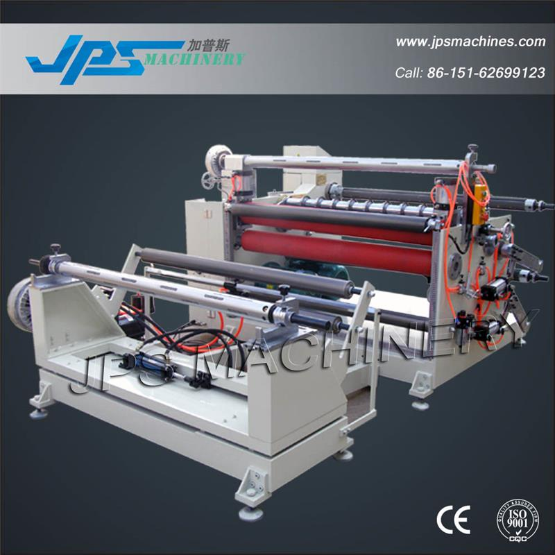 Auto BOPP tape slitting rewinding machine with CE certification