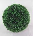 artificial grass 30cm topiary boxwood ball outdoor