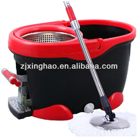 SOBAM Brand top quality 360 spin mop and bucket cleaning tool 360 floor rotating mop