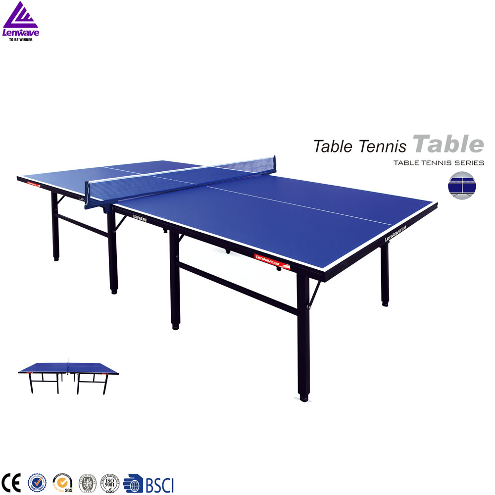 2016 Lenwave brand high quality professional table tennis table