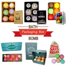 Art Naturals Bath Bombs Holiday Gift Set - 6 X 4.1 Oz Ultra Essential Oil Handmade Spa Bomb Fizzies bath spa gift set