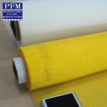 Monofilament 130T Polyester screen printing mesh/cloth/netting/fabric