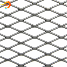competitive price small hole Chinese steel expanded metal mesh