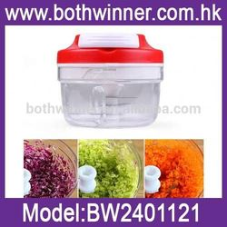 food chopper and dicer MW005 vegetable and salad chopper machine