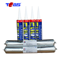 Strong polyurethane caulk construction adhesive sealant