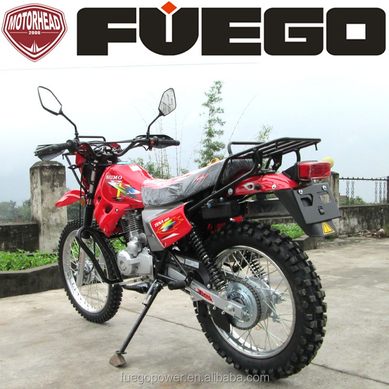 China Cheap Dirt Bike 250cc 200cc 150cc Motocross Cargo Motorcycle