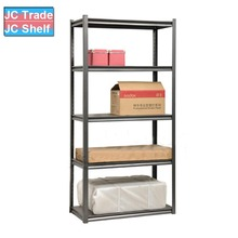 China Steel Home Application Book Metal Storage Shelf