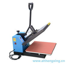 Hengxing QX-A1 cheap used t shirt heat press machine for t shirt printing in China