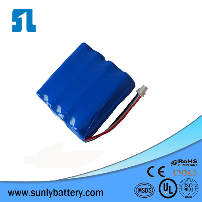 12 volt lithium ion battery 2200mah with ul certificated for rc helicopter