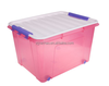 simitransparent multipurpos plastic pp storage boxes & bins