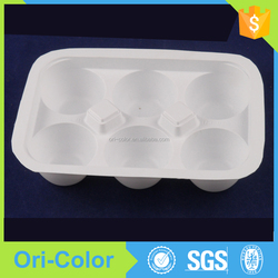 disposable hard plastic tray