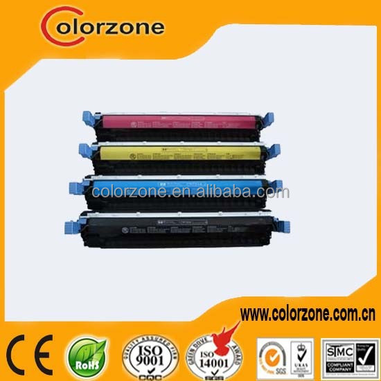 Compatible Colorful Toner Cartridge C9733A for HP Color LaserJet 5500 5500N 5500DN 5500DTN