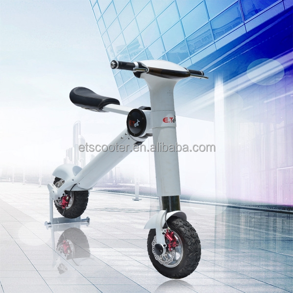 2 Wheel 500W Brushless Motor Mini Steel Frame Electric Motorbike With Pedals For Sales