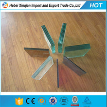 laminated led glass for office partition wall