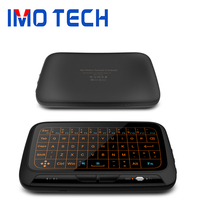 HOT Mini Wireless Keyboard Air Mouse i8 H18 2.4G USB QWERTY Keyboard With Touchpad Teclado For PC Laptop Android TV BOX Xbox
