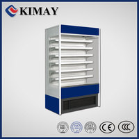 Blue 11FU mini commercial Open refrigerated cabinets