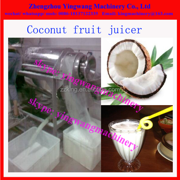 Coconut Milk Maker Coconut Juicer Machine - Buy Coconut ...