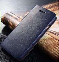 Genuine Flip Leather Wallet Case Cover For Apple Iphone 6 Plus/6S Plus