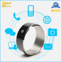 OEM/ODM factory make custom make jewelry cross signet smart ring